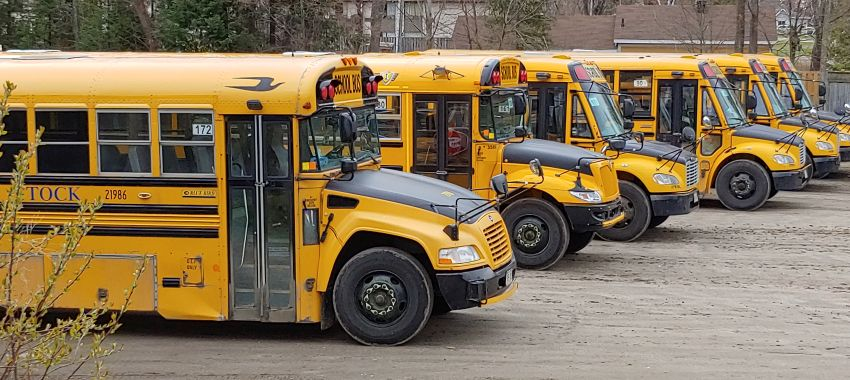 North Bay OPP wraps up Bus Patrol - My West Nipissing Now