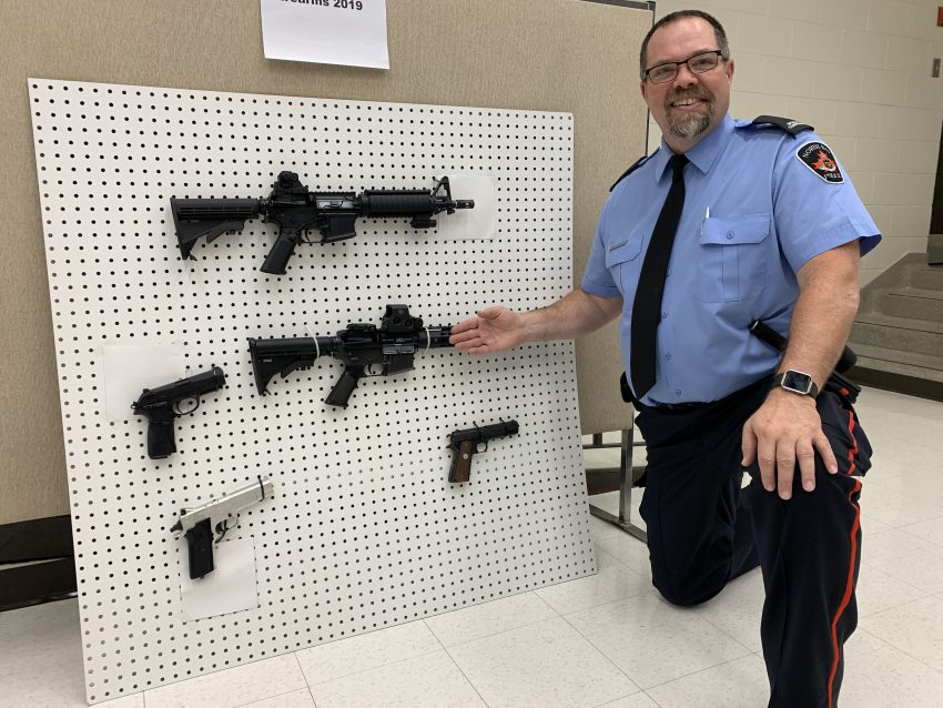 Use of imitation firearms rising in North Bay - My West Nipissing Now